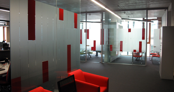 image of office interior