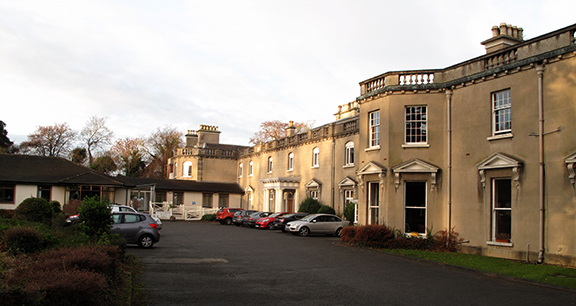 image of West Dublin hospital