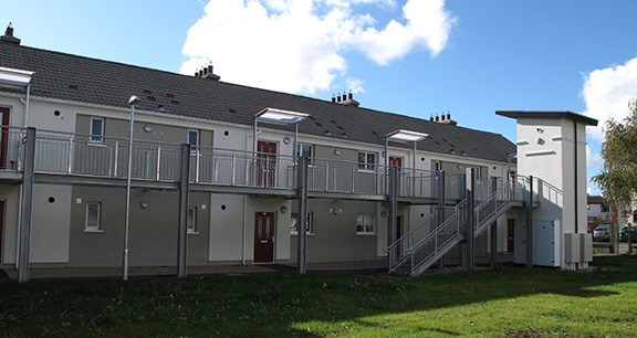 photo of Ballygall Road apartments